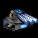 Invaders TD Pulse Laser MK3